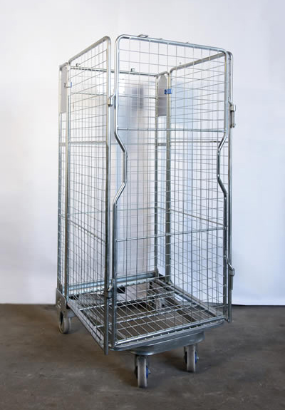 Refurbished Roll Cages