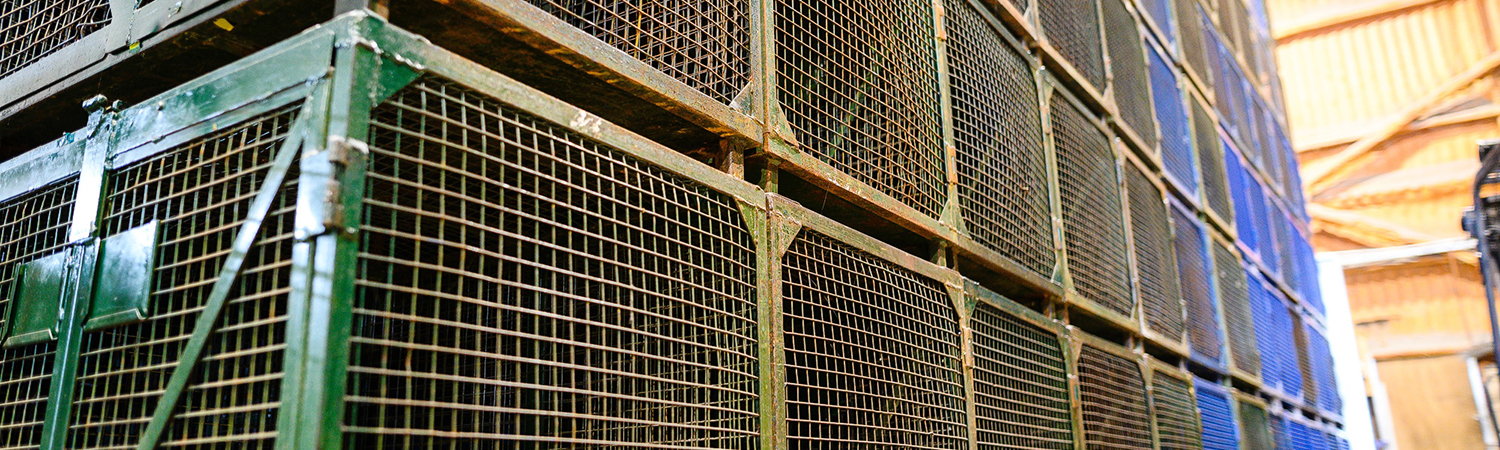 Pallet Cage Repairs