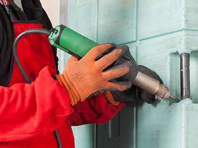 Thermotainer Door Handle Repair