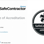 Distribution Maintenance awarded Safe Contractor Accreditation for 2021